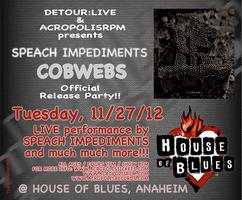 Speach Impediments CD Release Party