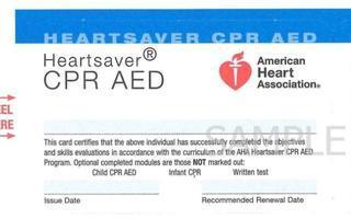 Heartsaver CPR/AED CLASS Lincolnshire, IL.