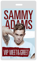 SAMMY ADAMS IN TORONTO, ON (VIP UPGRADE)