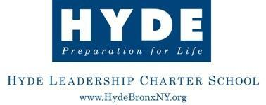 Hyde Leadership Charter School (Hyde-Bronx): Annual...