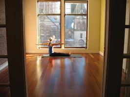 Vinyasa Flow Yoga Class @ OMBE