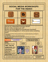 SOCIAL MEDIA WORKSHOPS FOR THE INDIES