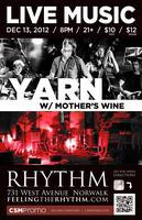 Yarn w/ Mother's Wine