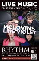 The McLovins w/ Like Violet