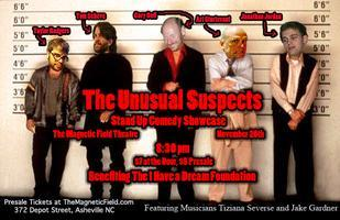 The Unusual Suspects Comedy Show
