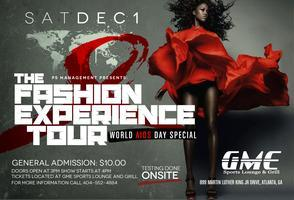 "The Fashion Experience Tour ""World AIDS DAY SPECIAL"""