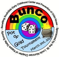 Pot of Gold Bunco Tournament 2013