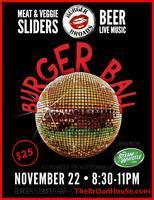 Burger Ball! $25