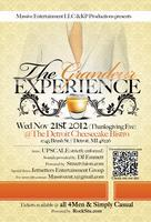 """""""THE GRADEUR EXPERIENCE"""" (The Night Before..."""