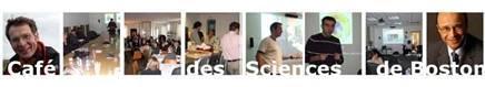 Cafe des Sciences # 50 - 27 Novembre 2012