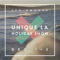 The 5th Annual UNIQUE LA Holiday Show