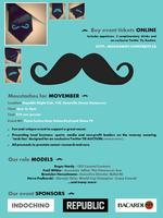 Moustaches for Movember