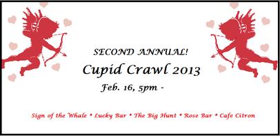 Cupid Crawl 2013