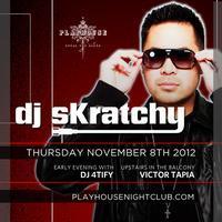SKAM Thursdays with DJ Skratchy
