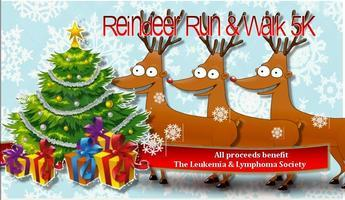 5k Reindeer Fun Run and Walk