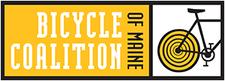 Bicycle Coalition of Maine logo