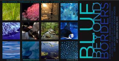 Blue Beyond Borders - Sea Change Through Science & Art