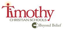 Timothy Christian School logo