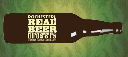 Rochester Real Beer Expo 2013