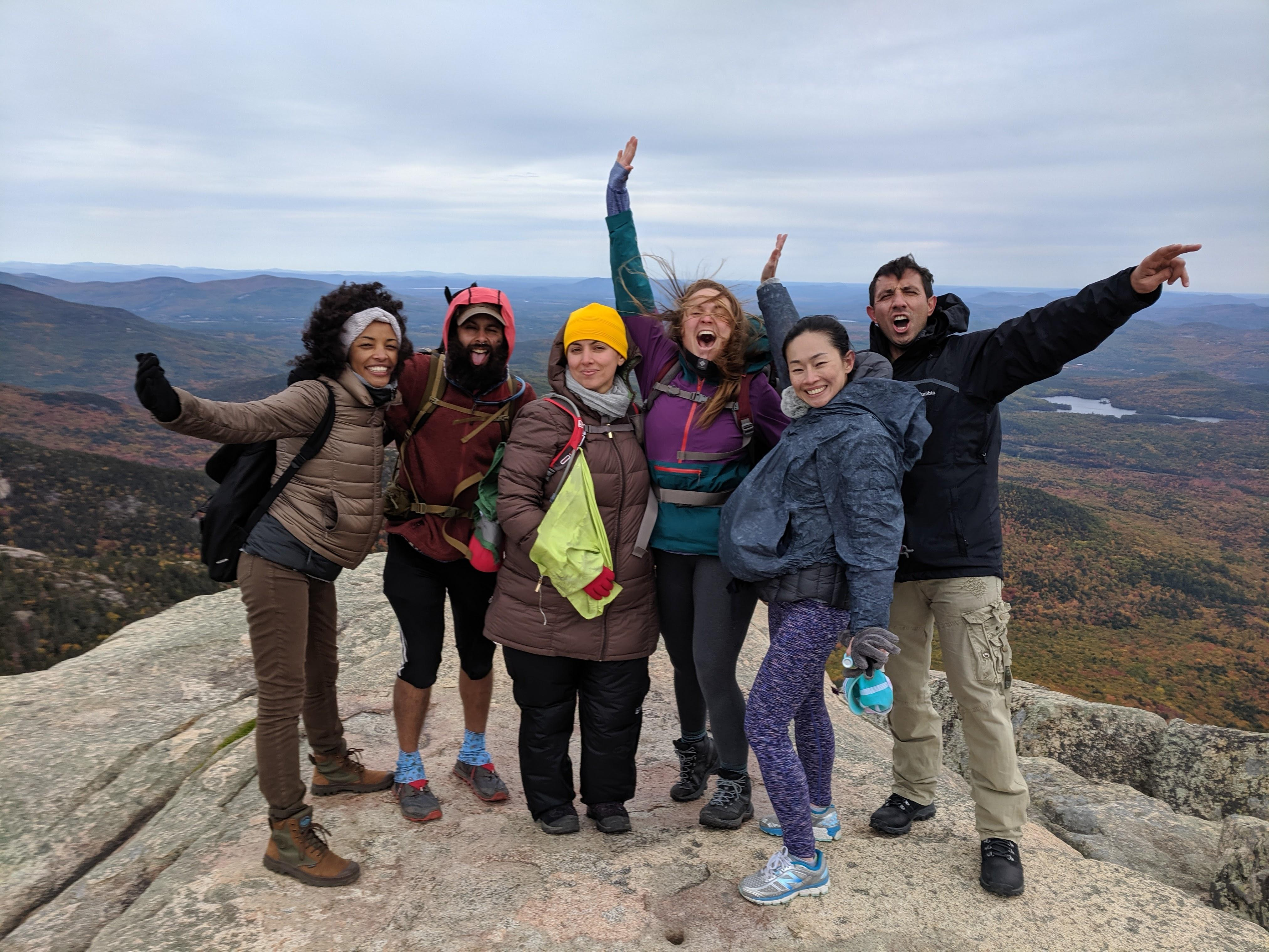 HEROES Hike to NH: Holistic Fitness for Young Adults