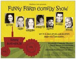Funny Farm Comedy Show