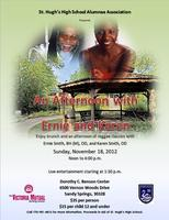 Reggae Jazz Brunch with Ernie Smith and Karen Smith
