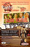 The Rosehip Revue welcomes the Taboo Revue!