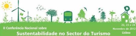 II Conferência sobre Sustentabilidade no Setor do Turismo,...