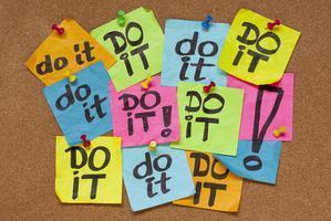 Workshop: Morgen doe ik het écht!