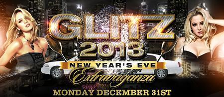 GLITZ - NYE EXTRAVAGANZA 2013