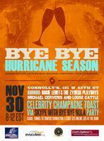 NYC Bye Bye Hurricane Season Party (simultaneous w/...