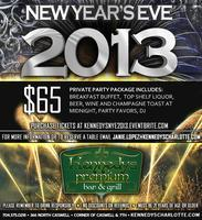 Kennedy's New Years Eve 2013