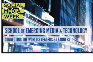 Nov 27- The School of Emerging Media & Technology...