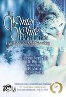 """""""Winter White Masquarade"""" Underwater  Club-..."""