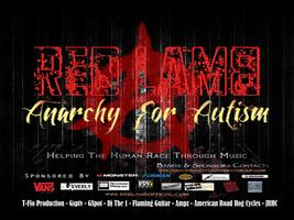 Red Lamb Comes To Austin!! Anarchy For Autism Tour!