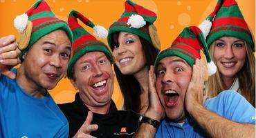 Tualatin VIP Christmas Party 2012