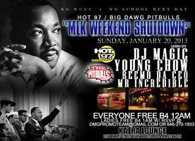 2Nite Hot97 Big Dawg Pitbulls MLK Weekend Shutdown...
