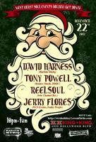 12/ 22 WCS Events Holiday Jam!  DAVID HARNESS, TONY...