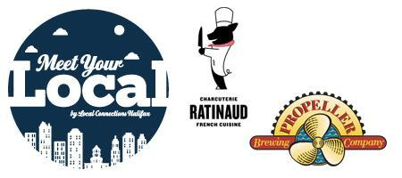 Beer Pairing Event at Ratinaud Charcuterie
