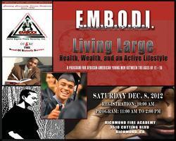 EMBODI  -  Living Large!