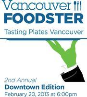 2nd Annual Tasting Plates Vancouver *Downtown Edition*