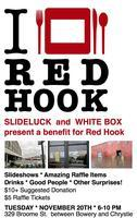 SIDELUCK and WHITE BOX present a Benefit for Red Hook