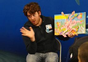 WHALE OF A TALE: Story Time with Heal the Bay's Santa...