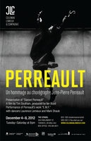 Jean-Pierre Perreault; opening night