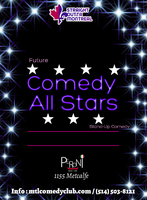 Comedy All Stars ( Stand-Up Comedy ) MTLCOMEDYCLUB.COM