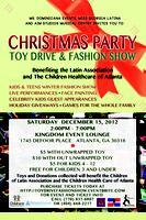 A Christmas Party: Toy Drive & Fashion Show