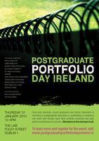 Postgraduate Portfolio Day Ireland
