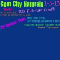 Gem City Naturals!   2013 Kick-Off Event