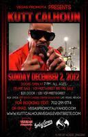 Kutt Calhoun Dec 2nd in Vegas at TBO