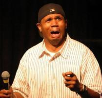 DECEMBER 21 & 22 COMEDY With ERIC BLAKE & Hannibal...
